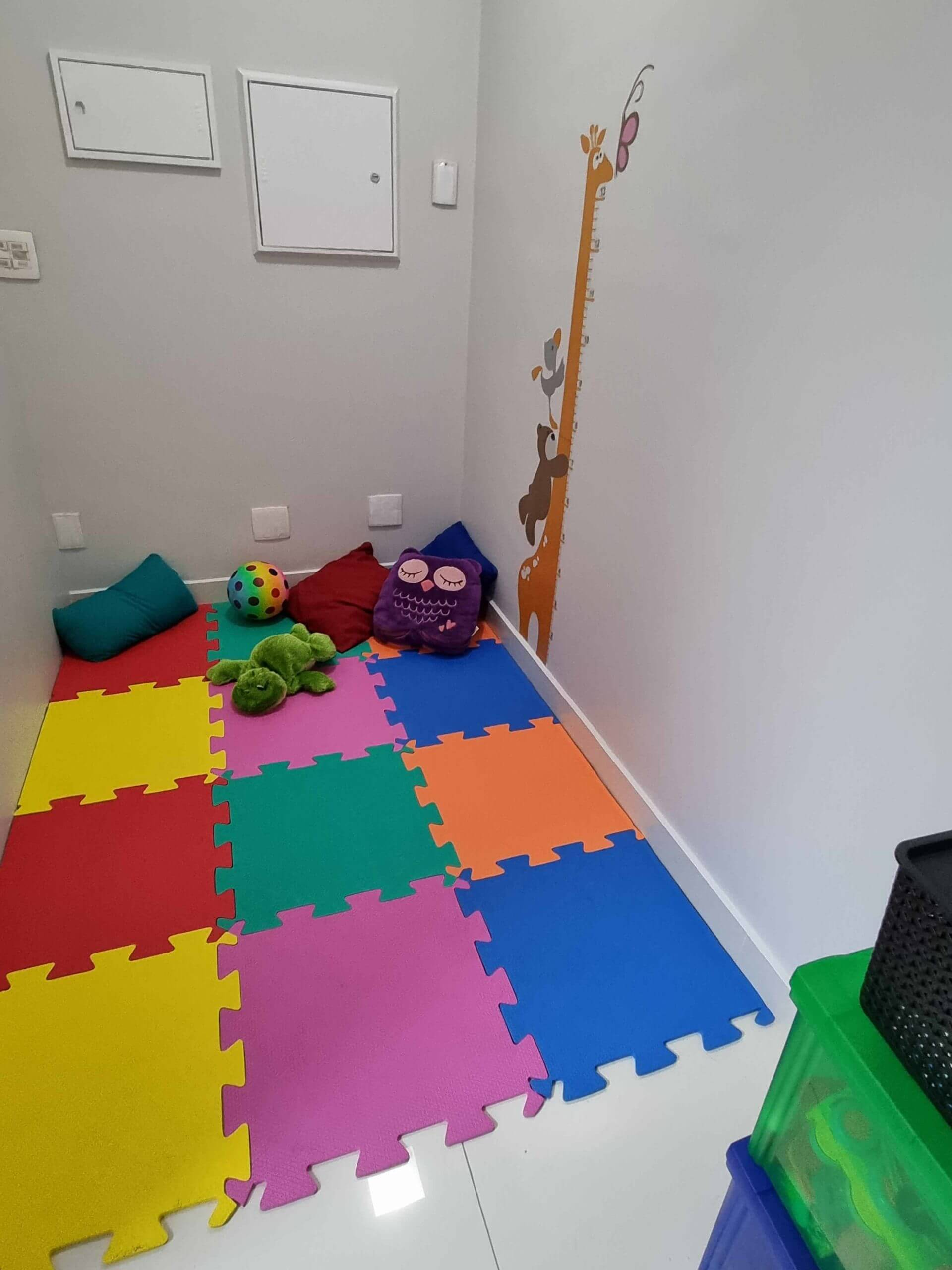 Clinica Singular Sala Infantil